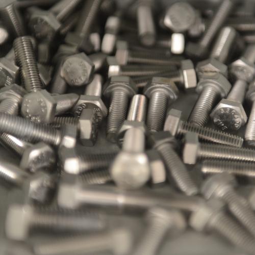 Elementy montażowe ze stali nierdzewnej